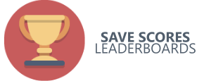 Save User Scores
