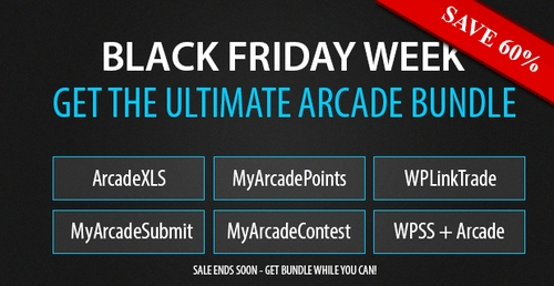 Ultimate Arcade Bundle 2014